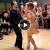 Swing performance by Argentine Tango dancers Gaby Mataloni & Guillermo Cerneaz