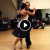Tango dance by Guillermo and Gaby, San Diego 2015