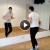 Pachanga basics & footwork lesson by Krambo Dance