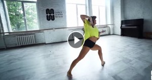 Katie Thompson – Jazz Choreography by Christina Marshall