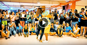 Kizomba workshop & styling by Albir & Sara